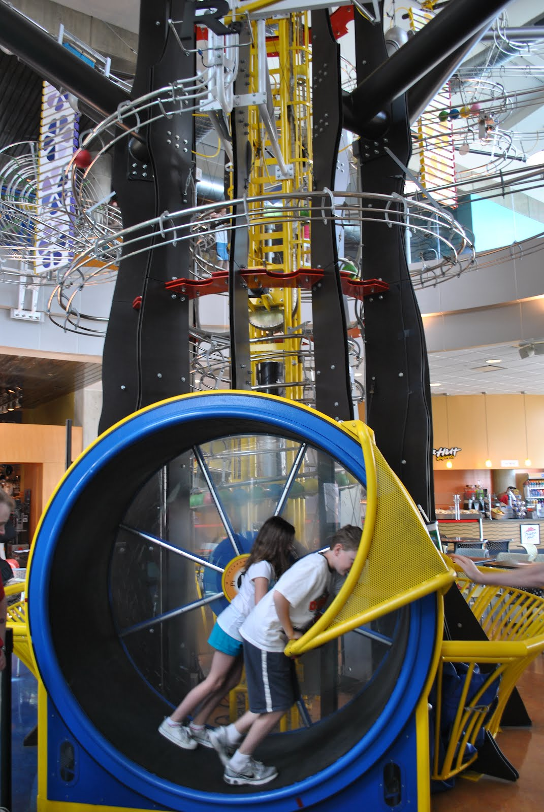 museum science center interactive exhibits omnimax park louis forest st exhibition imax indoor playground exhibit theater children many within another