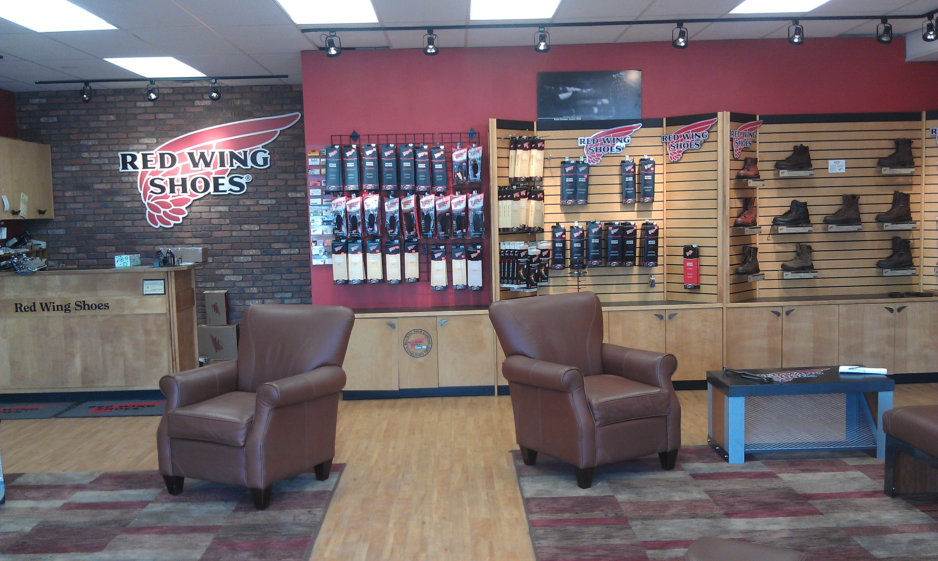 Red Wing Shoes Fargo
