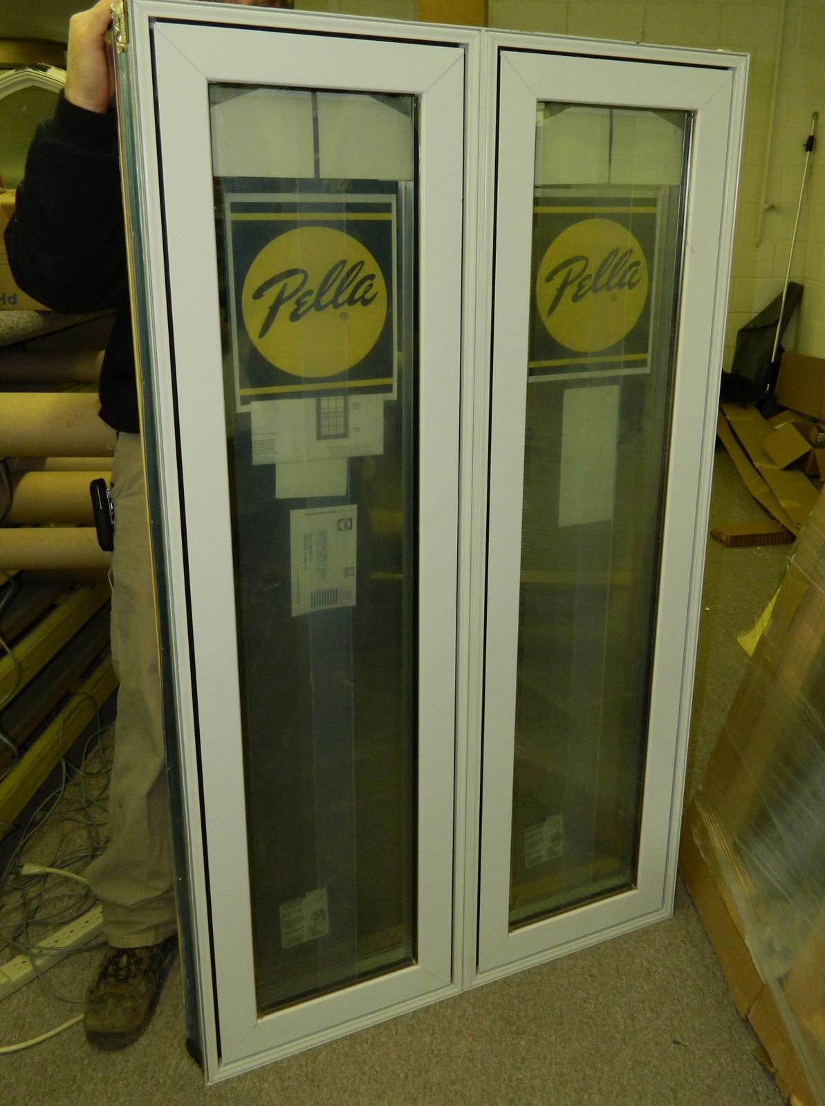 Pella windows and doors window 2 wide casement window for Pella casement window screens