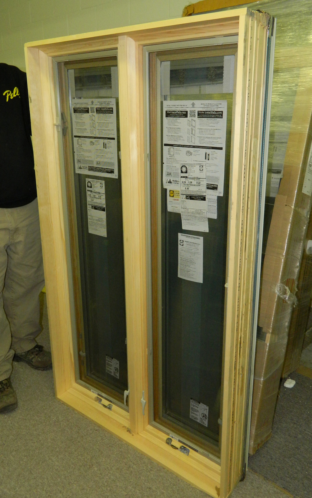 Pella Windows And Doors Window 2 Wide Casement Window
