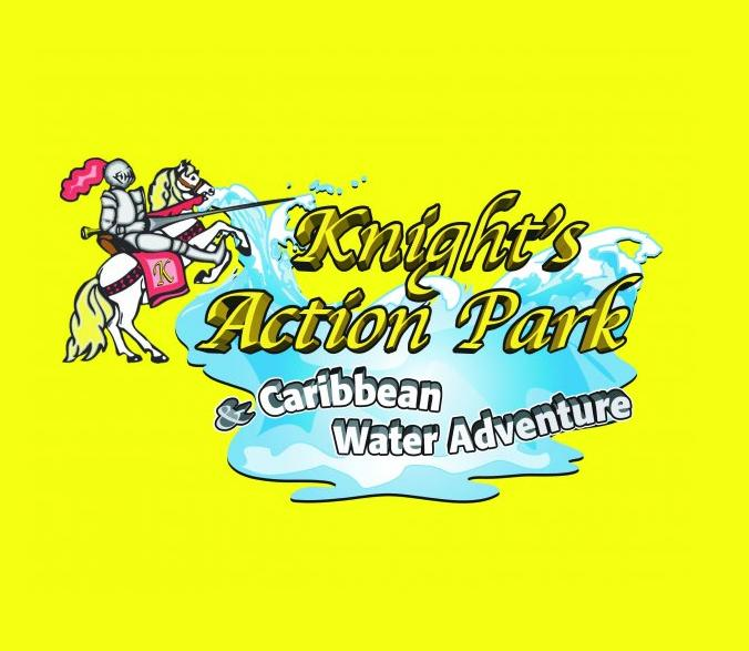 Knight 39 s action park one water park day pass Knights of columbus swimming pool springfield il
